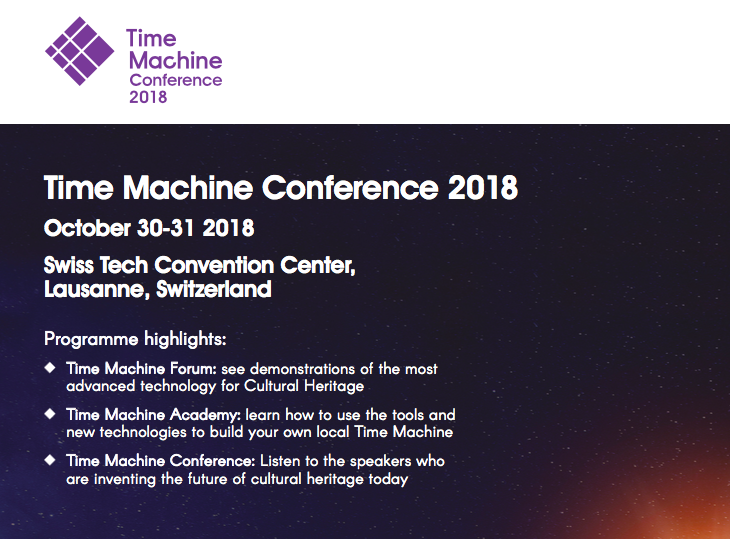 TimeMachineConference