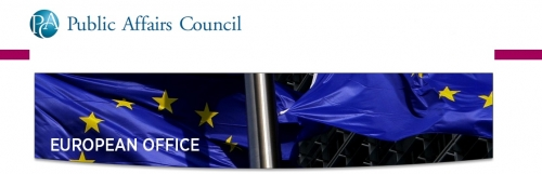 Training on EU funding for Public Affairs Council