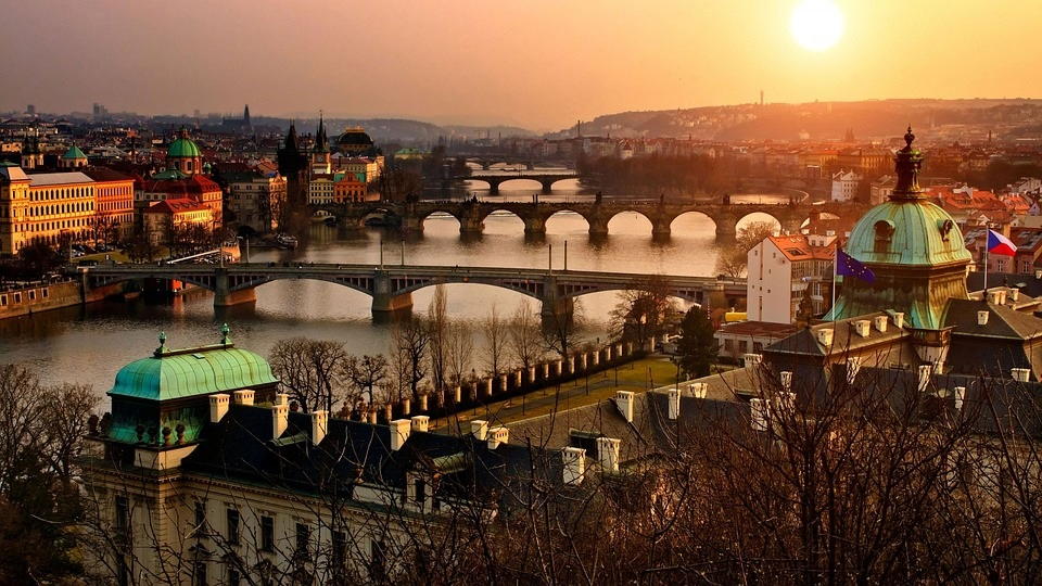 Prague website