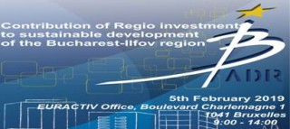 Contribution of REGIO investments to the sustainable development of the Bucharest-Ilfov region