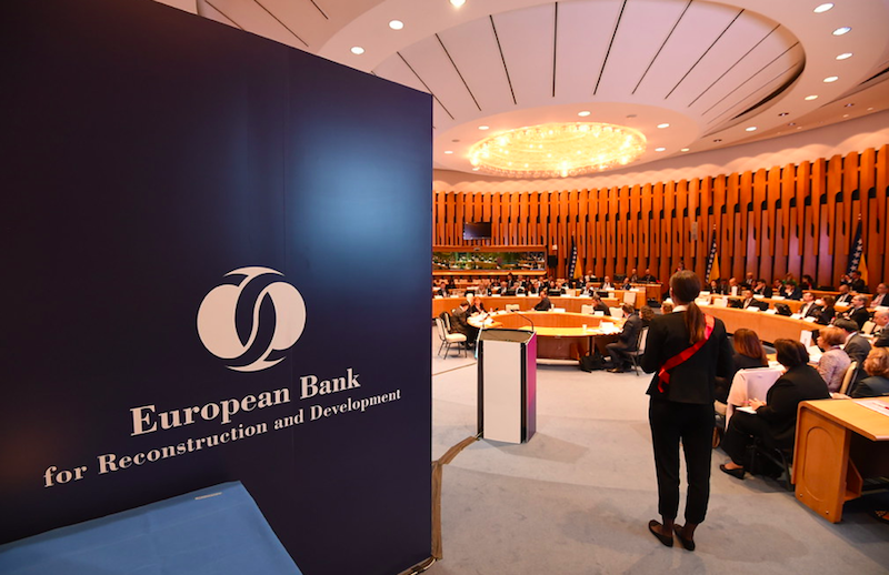 #EBRD doing more: projects' highlights