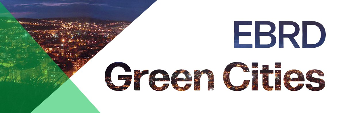 Make your city green with support from EBRD and the Green Climate Fund