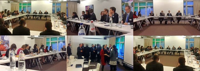 "EU-Africa Second Breakfast Briefing ""Engaging the Private Sector for EU support to Africa"""