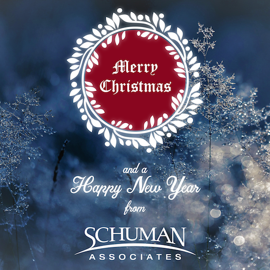 Christmass card Schuman Associates 01