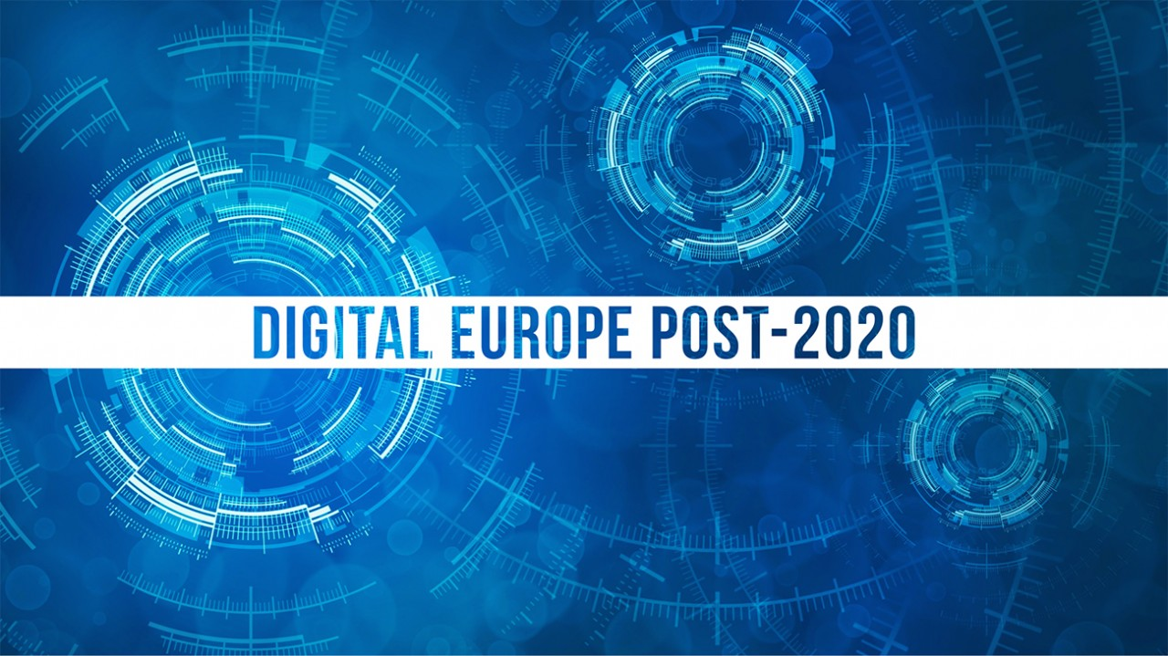 What's new for Digital Europe post-2020?