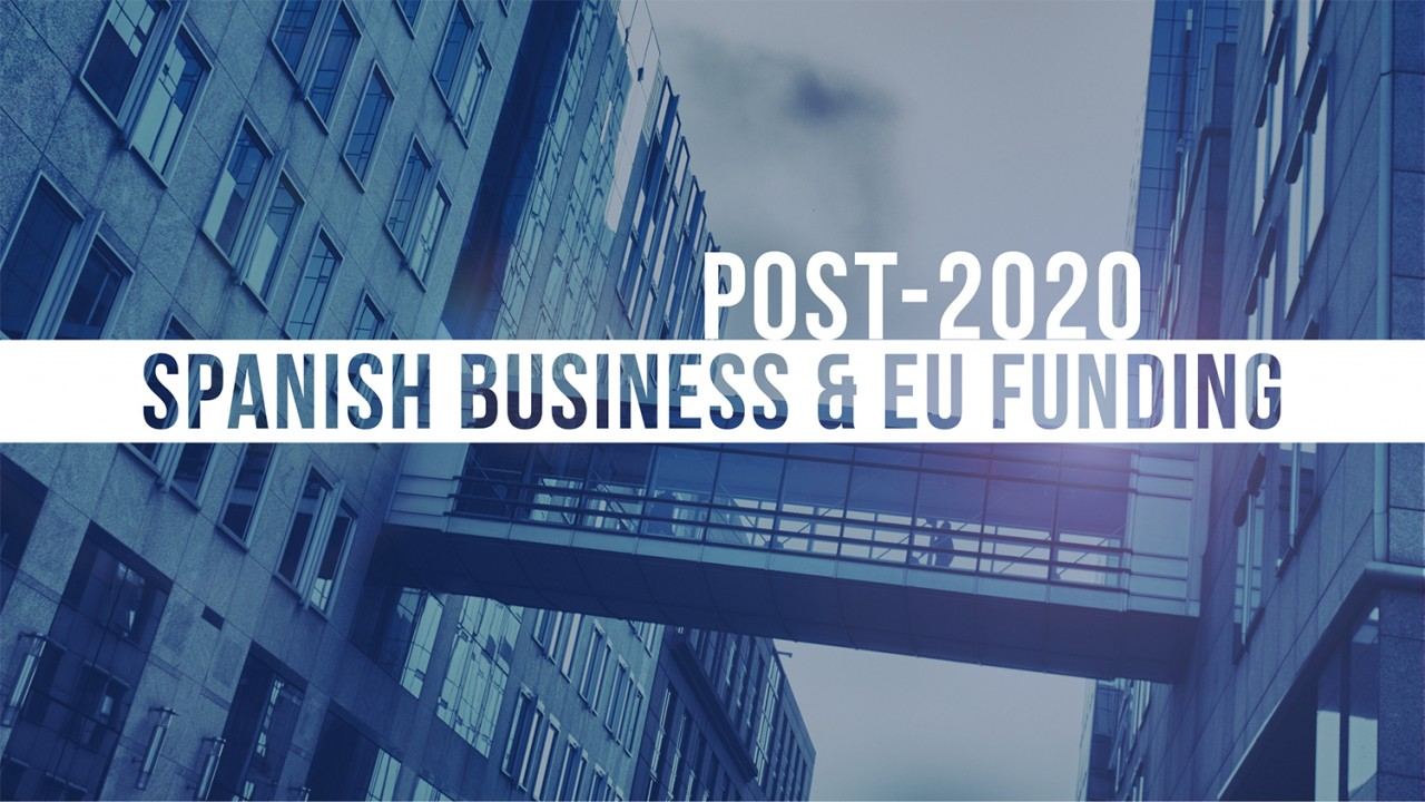 EU funding for spanish business post-2020